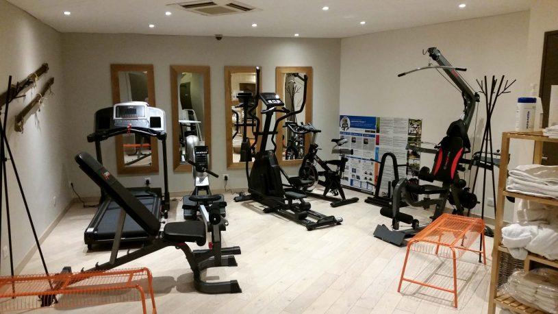 Salle de sport Green hotels paris 13