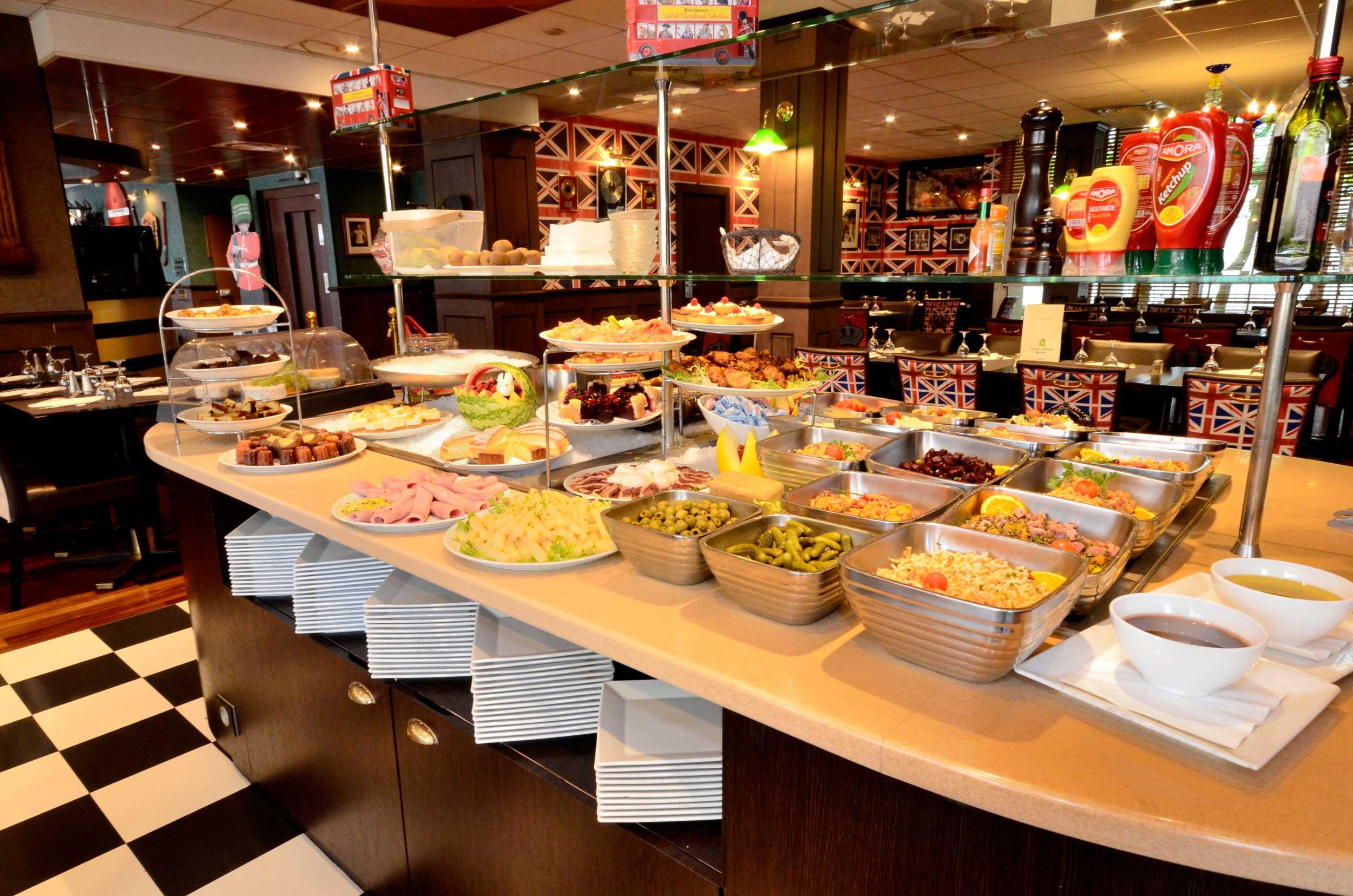 Greenhotels_roissy-parc-des-expositions_restaurant