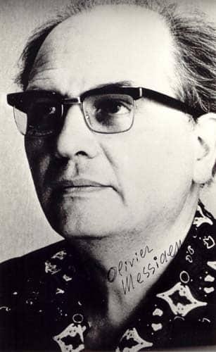 Exposition d'Olivier Messiaen à la Bibliothèque nationale de France