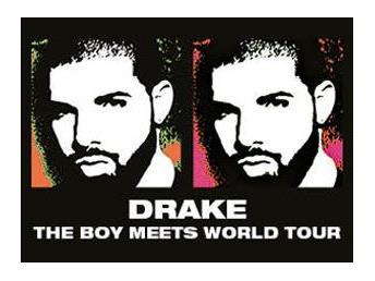 DRAKE LE 12 et 14 MARS à l'AccorHotels Arena