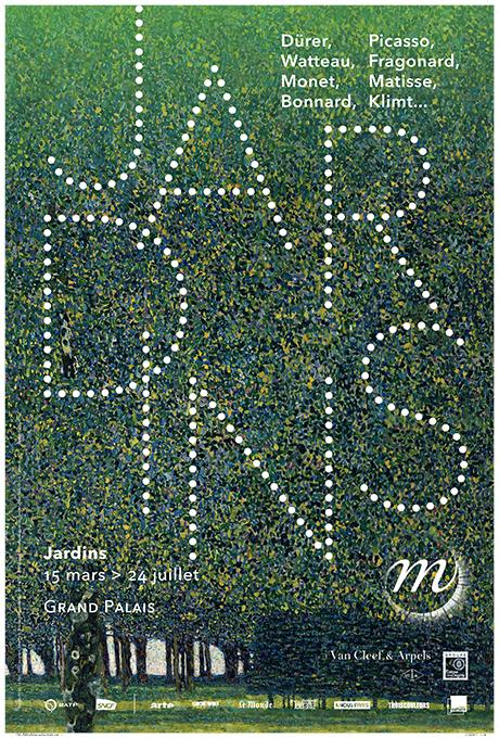 Jardins, jusqu'au 24 juillet au Grand Palais