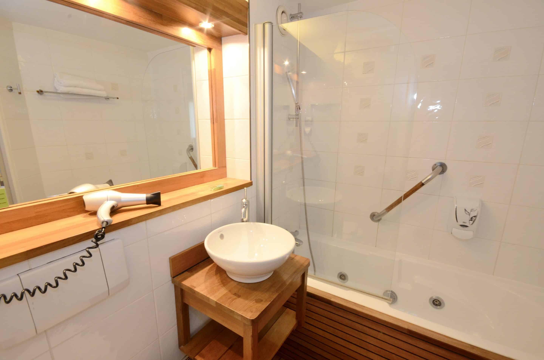 salle de bain Green hotels