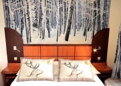 chambre double Green Hotel paris 13